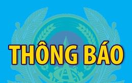 """Khởi tố vụ án """"Chiếm đoạt tài liệu bí mật nhà nước"""" ở Hà Nội"""