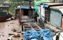 Hải Phòng: Những nỗi niềm thân phận ở xóm chài Tam Bạc trước ngày bỏ nước lên bờ