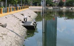Hải Phòng: Dự án cải tạo hồ điều hòa gần chục năm chưa xong, dân lo lắng