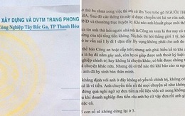 Thanh Hóa: Bắt 2 phóng viên trong vụ Phó Chủ tịch thị xã Nghi Sơn bị tống tiền 5 tỷ đồng