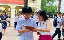 Thí sinh thi vào lớp 10 cân nhắc kỹ trước khi xác nhận nhập học