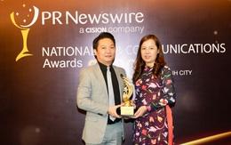 Vietjet được vinh danh là Thương hiệu Việt Nam truyền cảm hứng toàn cầu