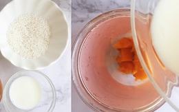 Tăng cơ giảm mỡ, bổ sung collagen với món sinh tố ngon tuyệt cho bữa sáng
