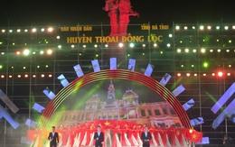 Hà Tĩnh kỷ niệm 73 năm ngày Thương binh - liệt sỹ, 52 năm chiến thắng Đồng Lộc