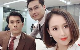 """Thanh Sơn, Lã Thanh Huyền """"kể xấu"""" Nhan Phúc Vinh """"Tình yêu và tham vọng"""""""