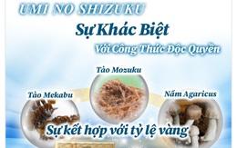 Khám phá sự kỳ diệu chỉ có ở Fucoidan UMI NO SHIZUKU