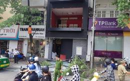 Hà Nội: Một vụ nổ lớn trên phố Kim Mã khiến 3 người bị thương nặng