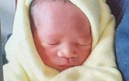 Bé sơ sinh bị bỏ rơi trong tình trạng sức khỏe yếu