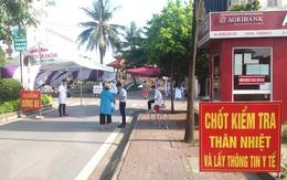 Bệnh nhân 751 đã đi những đâu trong Bệnh viện đa khoa tỉnh Hải Dương?