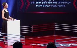 """Hương Giang """"chất vấn"""" Tóc Tiên: """"Chị có thật sự chuyên nghiệp khi bật khóc trên ghế nóng The Voice?"""""""