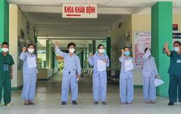 Đà Nẵng công bố thêm 9 bệnh nhân khỏi COVID-19