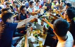 Từ BN979 có lịch trình liên hoan dày đặc: Khuyến cáo người dân cần hạn chế ăn uống, tụ tập nơi đông người