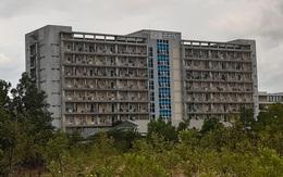Dỡ bỏ phong tỏa tầng 6 Bệnh viện Đa khoa tỉnh Quảng Trị