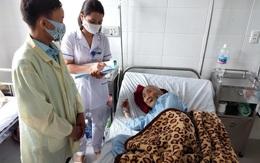 Ca phẫu thuật đặc biệt cho cụ bà 105 tuổi bị áp xe ruột thừa