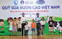 Quỹ sữa vươn cao Việt Nam: vượt trở ngại COVID để mang 1,7 triệu ly sữa đến trẻ em khó khăn