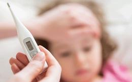 Giải pháp an toàn khi bé bị sốt