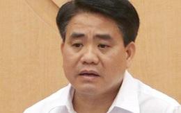 Bắt tạm giam ông Nguyễn Đức Chung – Chủ tịch UBND TP Hà Nội