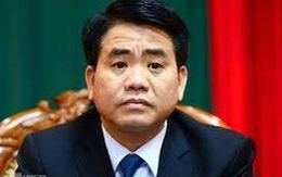 """Nhân vụ Chủ tịch UBND TP Hà Nội Nguyễn Đức Chung bị bắt: Hành vi """"Chiếm đoạt tài liệu bí mật Nhà nước"""" bao năm tù?"""