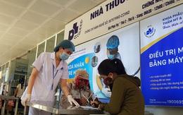 Cơ sở khám chữa bệnh khẩn trương thực hiện giãn cách ở khu vực tập trung đông người