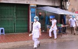 Hà Nội thực hiện giãn cách xã hội ở một số khu vực