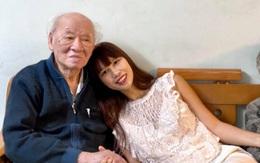 Hà Anh hụt hẫng khi ông nội qua đời