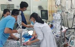 Bé trai 13 tuổi suýt tử vong vì sốt xuất huyết