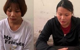Nghệ An: Bắt 2 đối tượng đưa phụ nữ mang thai qua Trung Quốc bán