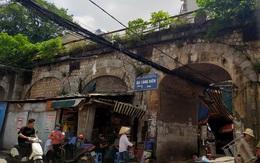Dự án đục thông vòm cầu Phùng Hưng vẫn chưa hẹn ngày hoàn thiện