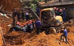 Khởi tố bị can vụ sập công trình khiến 4 người chết ở Phú Thọ