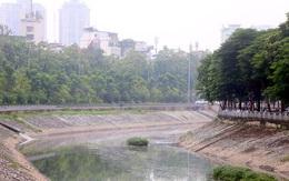Sông Tô Lịch đôi lúc vẫn đẹp mộng mơ dù chưa xây dựng công viên lịch sử - văn hoá - tâm linh