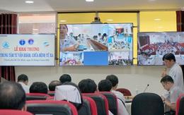 Bệnh viện Nhi Đồng 1 hội chẩn từ xa 2 ca bệnh, kết nối 25 tỉnh, thành