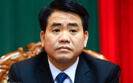 Ông Nguyễn Đức Chung bị bãi nhiệm