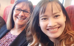 Cô dâu Việt 'đổi đời' nhờ mẹ chồng Tây
