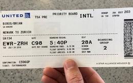 Kể cả những người đi máy bay thường xuyên cũng chưa chắc đã biết trên vé máy bay có cả ký hiệu may mắn - xui xẻo