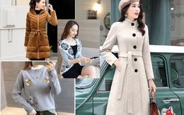 Đón đầu xu hướng thời trang nữ thu đông 2020