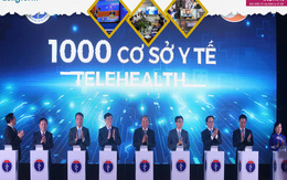 Dấu mốc 1.000 điểm Telehealth – xóa rào cản để Y tế Việt Nam vươn cao, vươn xa
