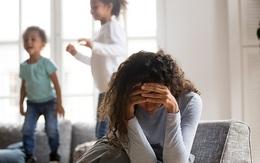 3 lý do khiến cha mẹ thấy 'kiệt sức' khi nuôi con