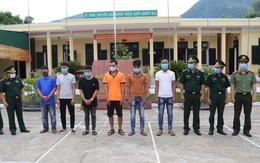 Hà Tĩnh: Phá đường dây đưa người trốn sang Trung Quốc trái phép
