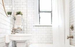 """10 cách không ai ngờ tới giúp tiết kiệm """"khối tiền"""" khi sửa sang phòng tắm"""