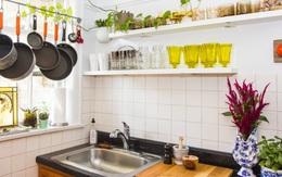 5 bước để phòng bếp của bạn sau Tết gọn gàng, tinh tươm