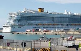 Du thuyền 7.000 người bị phong tỏa vì virus viêm phổi