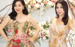 Hoa hậu Giáng My, em gái Lý Hùng đọ dáng gợi cảm với váy xuyên thấu