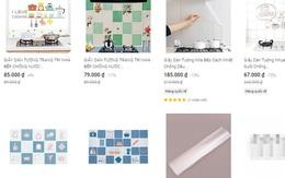 Tạm biệt những lớp sơn bóng bẩy, giấy dán tường mới chính là sản phẩm đang được nhiều bà nội trợ sử dụng cho phòng bếp nhà mình
