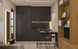 Căn hộ siêu nhỏ 19m² vẫn đẹp xinh nhờ sử dụng không gian lưu trữ cực thông minh