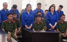 Y án tử hình dàn kiều nữ và 2 'ông trùm' ma túy ở Hà Nội