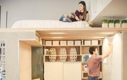 """Mẹo """"hô biến"""" căn hộ nhỏ trở nên rộng rãi hơn"""