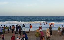 2 du khách Hà Nội gặp nạn khi tắm biển Phú Yên, 1 người mất tích