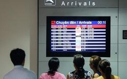 Hoãn chuyến bay đưa người Việt từ Mỹ về nước