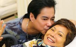 Mẹ Ngọc Sơn mắc bạo bệnh, sức khỏe suy kiệt phải điều trị ở Mỹ