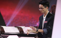 Tóc Tiên tiếc nuối khi 'chàng trai kỷ lục' bị đánh bại ở Siêu trí tuệ